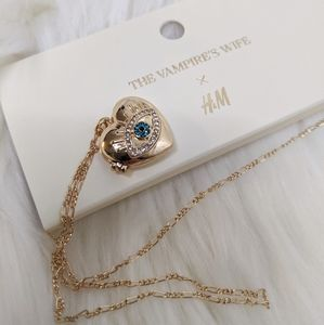 H&M The Vampires Wife Limited Collection Pendant